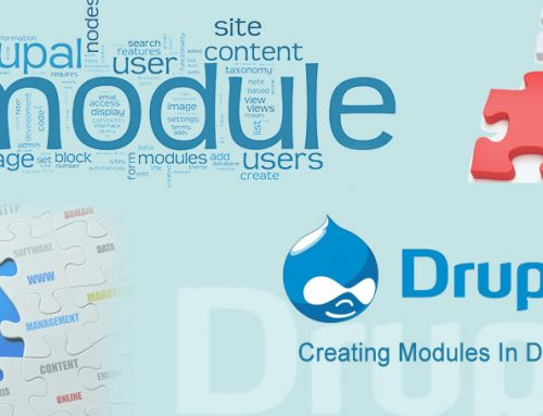 Creating Modules In Drupal