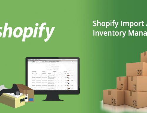 Shopify Import App and Inventory Management