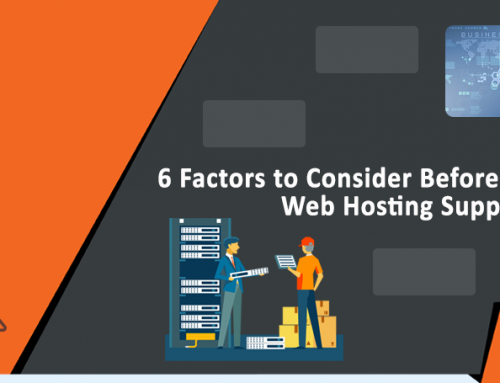 6 Factors to Consider Before Outsourcing Web Hosting Support