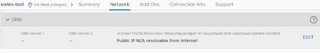 DNS Configuration