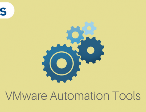 VMWare Automation Tools