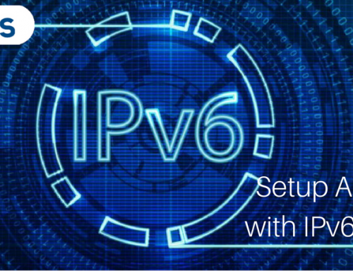 Setup Amazon AWS EC2 with IPv6 Address