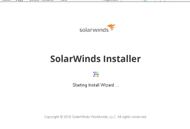 SolarWinds Installer