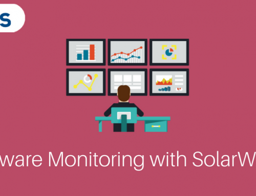 VMware Monitoring with SolarWinds