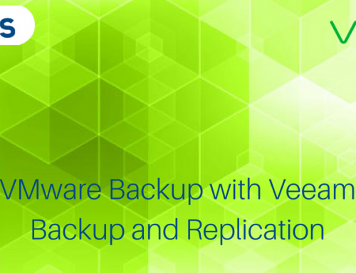 VMware Backup with Veeam Backup and Replication