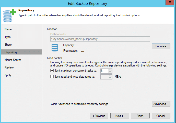 Repository details