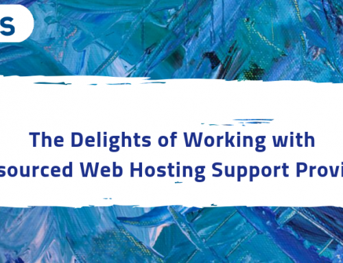 The Delights of Working with Outsourced Web Hosting Support Providers