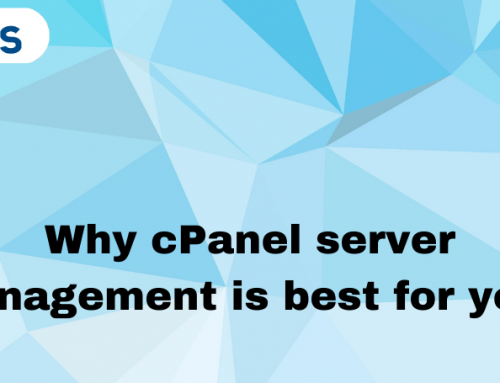 Why cPanel server management is best for you?