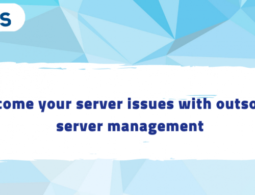 Overcome your server issues with outsourced server management