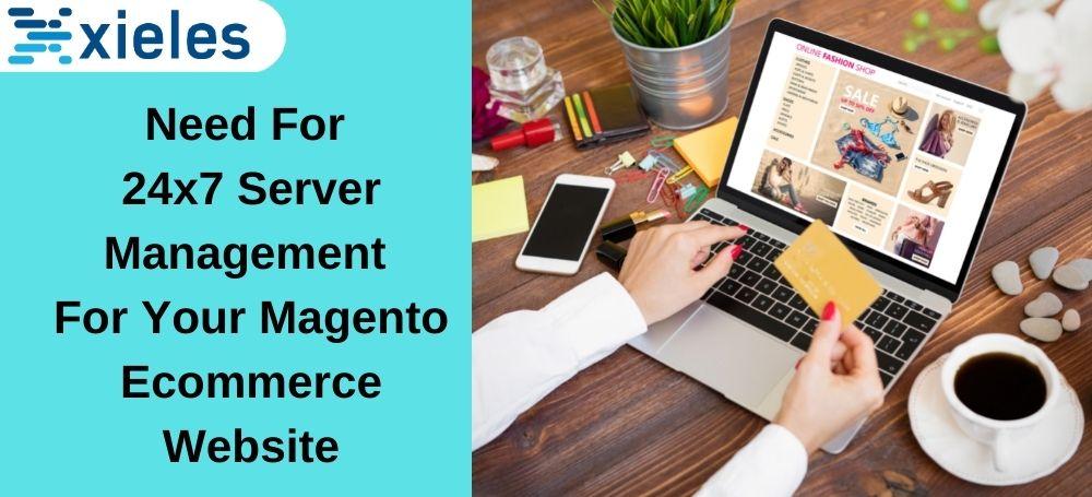 Magento server management